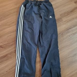 ADIDAS Pants color black size M